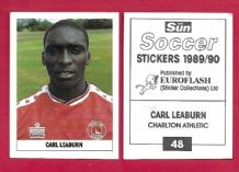 Charlton Athletic Carl Leaburn 48